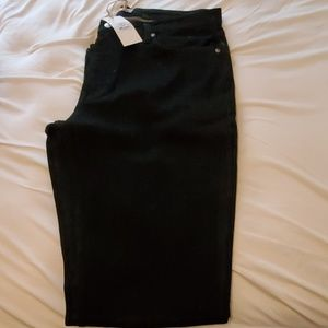 BNWT Five Four Black Relaxed Fit Jeans